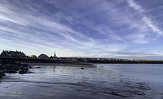 A Town Called Home (North Light) Tags: coast weather shortestday northcoast thursobeach thurso caithness scotland