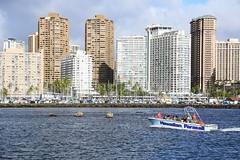 Para sail boat (ALOHA de HAWAII) Tags: alamoanabeachpark
