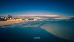 Cagliari_Poetto_180011 (ivan.sgualdini) Tags: 1635mm 5dmarkiv italy beach beautiful cagliari canon europe landscape longexposure peaceful pier poetto sand sardegna sardinia seascape sunny winter