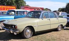 WLA 394S (Nivek.Old.Gold) Tags: 1977 rover 2200 tc p6