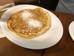 Pancakes at Ruby Slipper in Orange Beach, Al (King Kong 911) Tags: ruby slipper bacon eggs grits french toast food orange beach