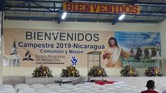 CAMPESTRE NICARAGUA 2019 COMUNIÓN Y MISIÓN