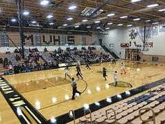 Mt. Vernon(Fortville) HS- -2018 (Gsanvin) Tags: mtvernon basketball gymnasium 4a