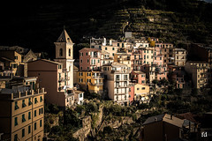 Autre vue sur le village de Manarola (flo73400) Tags: village cinqueterre vue view paysage landscape