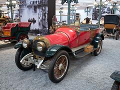 Pilain Type 4 D Torpedo - 1910 (Ronald_H) Tags: cité de lautomobile schlumpf mulhouse car museum oldtimer classic 2018