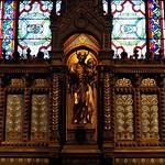 13 - Paris - Église Saint-Augustin de Paris -Statue de Saint Joseph thumbnail