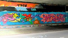 Mssls (oerendhard1) Tags: graffiti streetart urban art rotterdam oerendhard maassluis senk loka