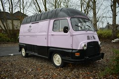The Cheesecake Truck (davidvines1) Tags: renault estafette van truck