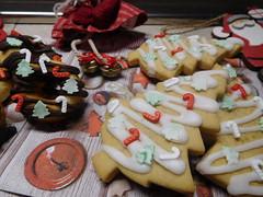 Dolcetti Natalizi (dolciefantasia) Tags: cake cakedesign torta pastadizucchero decorazione festa compleanno milano dolci fantasia dolciefantasia biscotti cupcake minicake cskepops natale