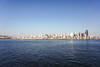 Seattle-Bainbridge Ferry-16 (_futurelandscapes_) Tags: none seattle bainbridgeisland ferry washington transit boat water cityscape skyline autumn sunny bluesky clear bright calm travel vacation city spaceneedle highrise industrial waterfront pier pikeplace