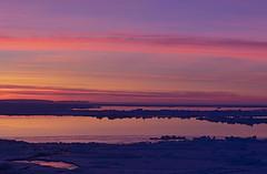 Antarctica (richard.mcmanus.) Tags: antarctica dawn landscape mcmanus ocean ice clouds pink polar reflection gettyimages