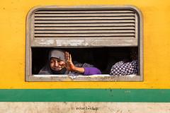 The Passenger (Irene Becker) Tags: africa arewa imagesofnigeria kaduna kadunastate nigeria nigerianimages nigerianphotos northnigeria westafrica northernnigeria train