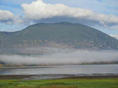 Fog starting to lift (jamica1) Tags: shuswap salmon arm bc british columbia canada