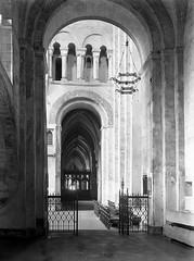 St Albans Cathedral  16 september  1937 (foundin_a_attic) Tags: 16 september 1937 stalbanscathedral sometimescalledthecathedralandabbeychurchofstalban andreferredtolocallyastheabbey isachurchofenglandcathedralinstalbans englandmuchofitsarchitecturedatesfromnormantimesitceasedtobeanabbeyinthe16thcenturyandbecameacathedralin1877
