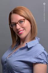 Adeline (alexkiller57) Tags: french française glasses lunettes flash nikon woman femme model modèle studio portrait portraitstudio