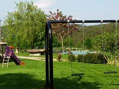 Zona Infantil I Piscina (brujulea) Tags: brujulea casas rurales sant agusti llucanes barcelona casa rural vinyes grosses zona infantil piscina