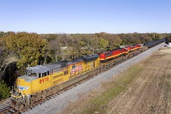 UP 8978 - Murphy Texas (KB5WK) Tags: unionpacific up8978 uprr