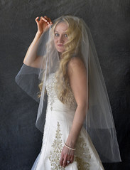 Silena (tacosnachosburritos) Tags: chicago bride vail wedding dress lace milf beautiful hot gorgeous beauty pretty stunning model russian girl woman chick lady blond arms blueeyes locks curly wavy curls sexy portrait