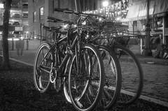 Haze and bicycles (Edgar.Omar) Tags: nyc manhattan lowermanhattan stonestreet pentax pentaxm urban pentaxm3528 k50