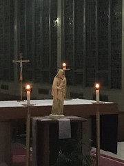 Solemn Evening Prayer - Immaculate Conception of the Blessed Virgin Mary, 2018.