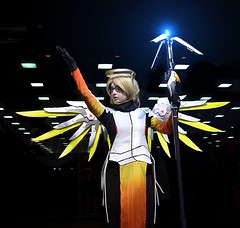 Overwatch Mercy (akame.ga.cosplay) Tags: cosplay overwatch overwatchcosplay overwatchmercy mercycosplay videogamecosplay