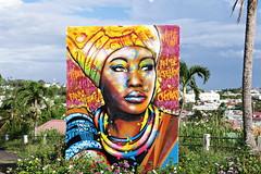 Caribbean Woman Portait