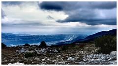 """""""La plaine du Var"""" (Corinne DEFER - DoubleCo) Tags: plateaudemonséguise paysage contraste lanscape corinnedefer ciel terre plaineduvar lebroc hiver alpesmaritimespaca06nuages"""