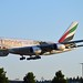 Emirates Airlines A6-EER Airbus A380-861 cn/140 painted in