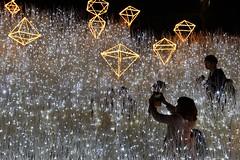 ✪大阪難波のイルミネーション (haguronogoinkyo) Tags: nikon d610 osaka japan illuminations 日本 大阪 難波 クリスマス christmas