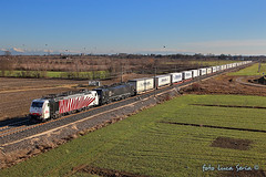 189 904 + 189 910 Rail Traction Company / Lokomotion (equo25) Tags: treno merci ferrovia locomotiva siemens es64 es64f4 mrce zebrata e189 railway locomotive zebra eisenbahn lok ellok zug guterzug intermodale