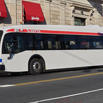 Septa Proterra electric buses first day in service thumbnail