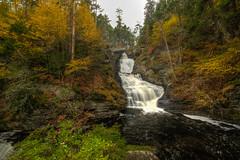 Dingmans Falls (ap0013) Tags: dingmansfalls dingmansferry pennsylvania pa penn waterfall nature landscape fall autumn dingmans falls ferry