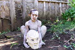 Young Asaro Mudman (Jojje Olsson) Tags: png papuanewguinea asia pacific tribes tribal nature highlands mountains culture