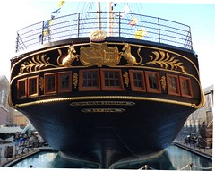 SS Great Britain (Boxbrownie3) Tags: ssgreatbritain ship brunel bristol museum visitorattraction docks gwr