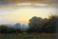 Morning 1878 By George Inness, Oil On Canvas (katalaynet) Tags: follow happy me fun photooftheday beautiful love friends