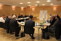 Jan Olbrycht, spotkanie COMECE, 27.11.2018r., Bruksela