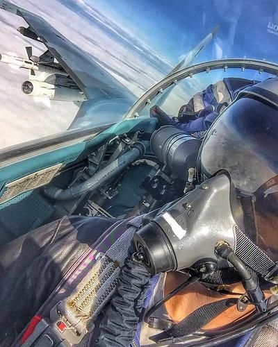 Sukhoi Su-35 ©  aeroman3