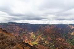 Canyon Waimea Park Kauai, Hawaii