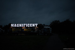Is It Though? Really? (redfibres) Tags: ef1740mmf4lusm canon eos 60d lowlight circus planetcircus lights cars trucks night warsop nottinghamshire magnificent path benches park grass