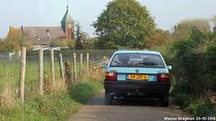 Citroën BX 19 TRD 1984 (XBXG) Tags: 98jzf6 citroën bx 19 trd 1984 citroënbx diesel blue bleu pontegatsweg meers najaarsrit bxclub zuid limburg zuidlimburg nederland holland netherlands paysbas youngtimer old classic french car auto automobile voiture ancienne française vehicle outdoor stein