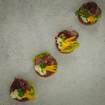 Meat Canape With Cream thumbnail