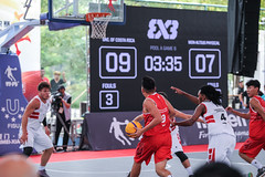 3x3 FISU World University League - 2018 Finals 358 (FISU Media) Tags: 3x3 basketball unihoops fisu world university league fiba