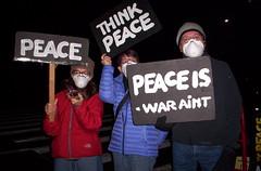 100_2727 (Haight Ashbury Neighborhood Peace Vigil) Tags: haight ashbury peace vigil iran iraq afghnistan syria yemen war moratorium golden gate park panhandle san francisco november 2018