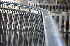 metal fence (Hayashina) Tags: london metal fence canarywharf hff
