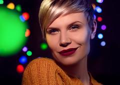 Alex (ToriAndrewsPhotography) Tags: alexander mccue model christmas lights bokeh portrait colour photography andrews tori