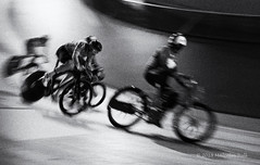 Six Day London (769) (Malcolm Bull) Tags: include six day london cycling lee valley velodrome mono 201810280769edited1web