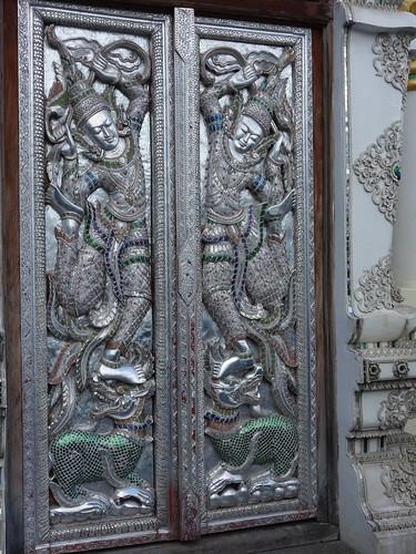 Silver Door, Chiang Mai