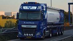 NL - R. van Veluw >Tentego< DAF XF 106 SSC (BonsaiTruck) Tags: veluw tentego daf cf lkw lastwagen lastzug silozug truck trucks lorry lorries camion caminhoes silo bulk citerne powdertank