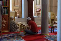 Fatih Mosque (djcotto1971) Tags: istanbul turkey bosphor europe asia mosque religion religious islam muslim constantinople carigrad nikon nikkor d5500 carpet camii mehmedtheconqueror ottoman sultan aliqushji byzantine church atik sinan medrese