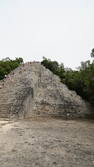 2017-12-07_12-27-30_ILCE-6500_DSC03035 (Miguel Discart (Photos Vrac)) Tags: 2017 24mm archaeological archaeologicalsite archeologiquemaya coba e1670mmf4zaoss focallength24mm focallengthin35mmformat24mm holiday ilce6500 iso100 maya mexico mexique sony sonyilce6500 sonyilce6500e1670mmf4zaoss travel vacances voyage yucatecmayaarchaeologicalsite yucateque